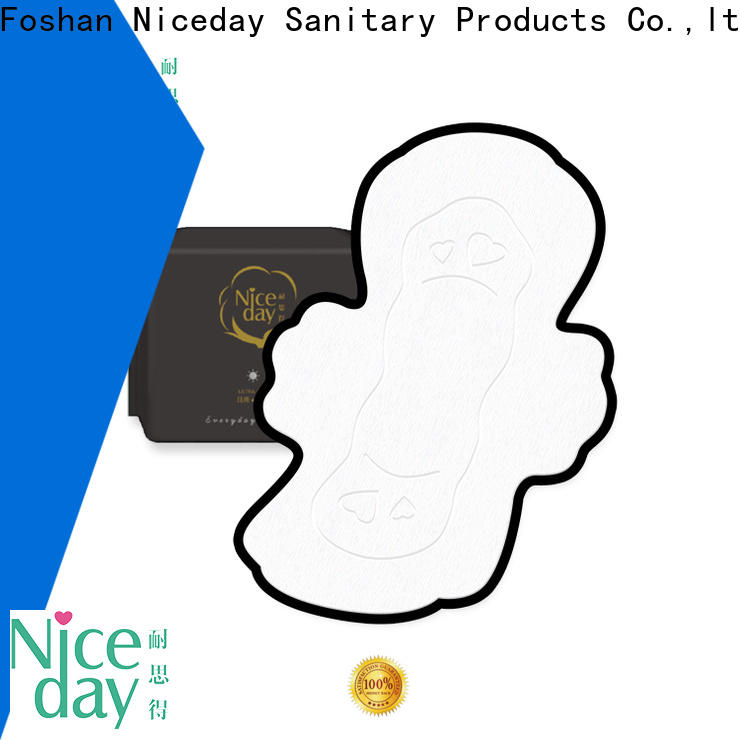 Niceday large pads for period for feminine