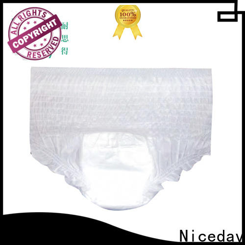 Niceday Custom best abdl diapers distributor for absorption
