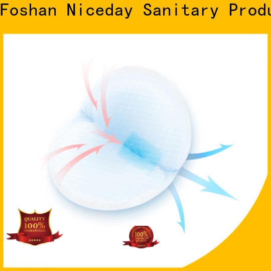 Customized nursing pads for breastfeeding soft wholesale for girl