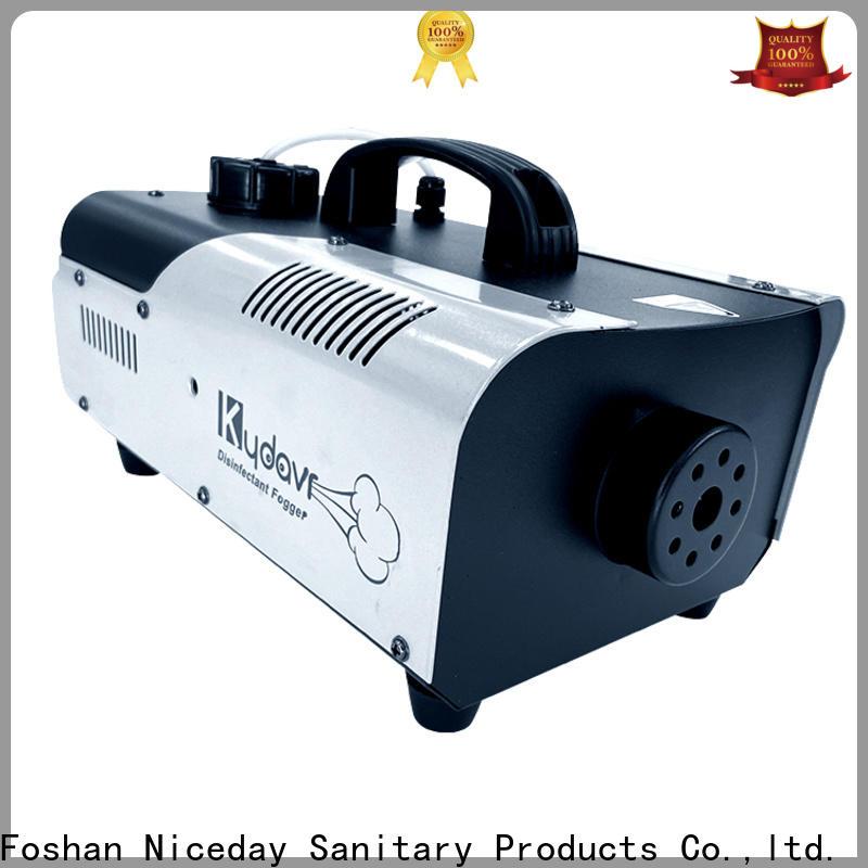 Niceday Custom maded fogger spray machine factory for disinfection
