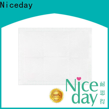 Top rated disposable bed liner pads disposable cost for baby