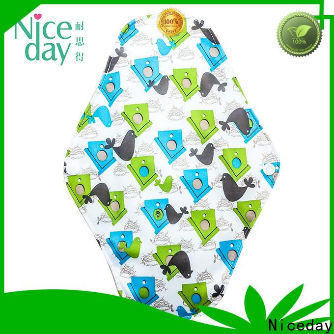 New cheap reusable sanitary pads dniceday brand