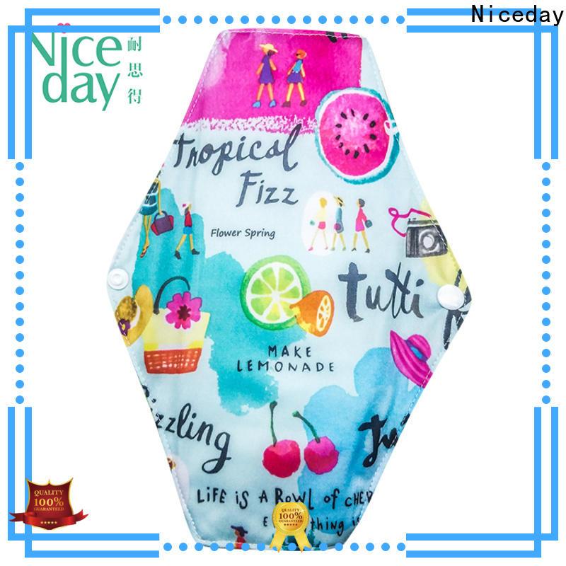 Custom feminine pads printed price for women