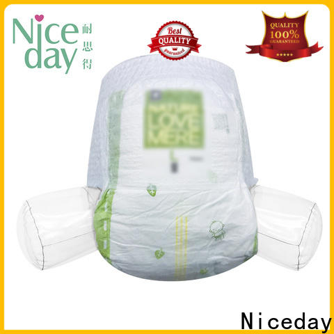 Niceday Top rated diaper pants factory for baby boy