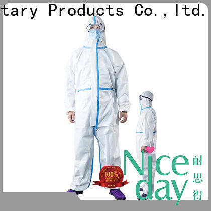 Top rated disposable protective suit wholesale for medical use