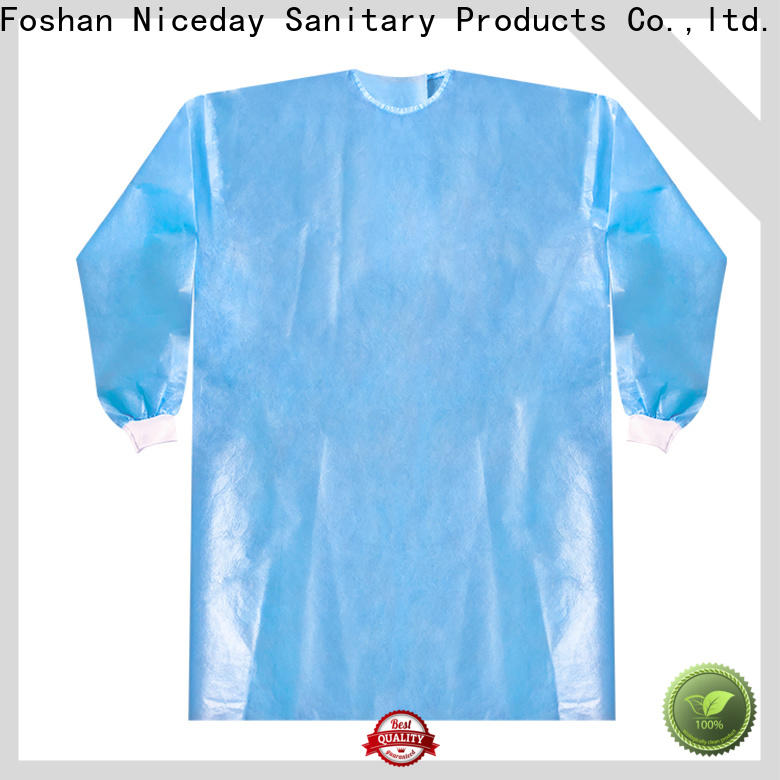 Niceday Top protective clothing cost for hospitals