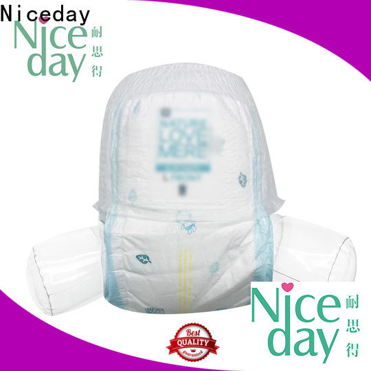 Niceday cotton best diapers for baby girl factory for baby boy