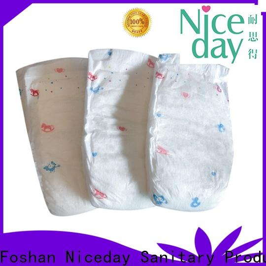 Niceday High-quality baby boy diaper factory for baby boy