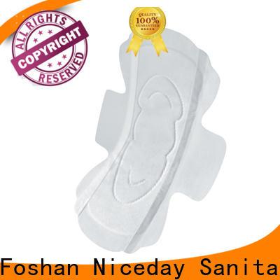 Niceday Best best sanitary pads for sensitive skin wholesale for women