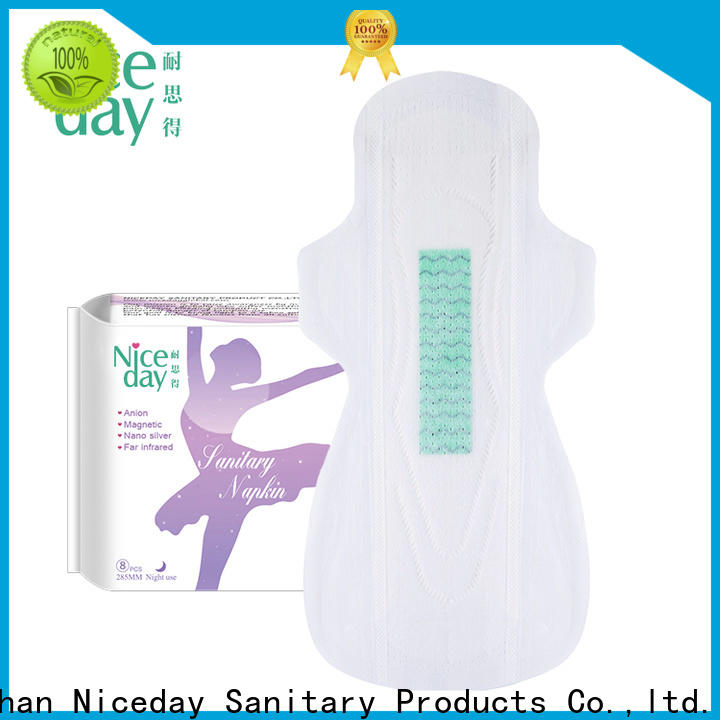 Niceday Professional safe sanitary pads supply for period