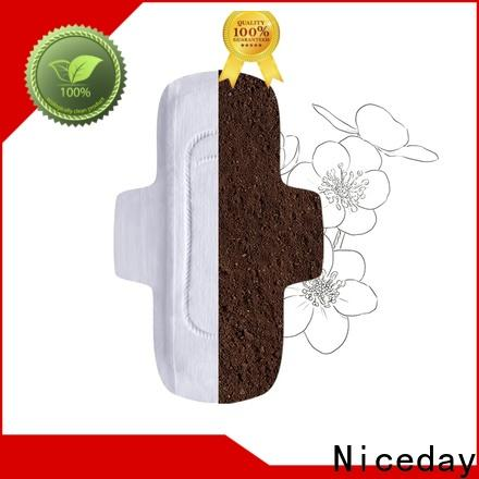 Niceday biodegradable sanitary napkins price for girls