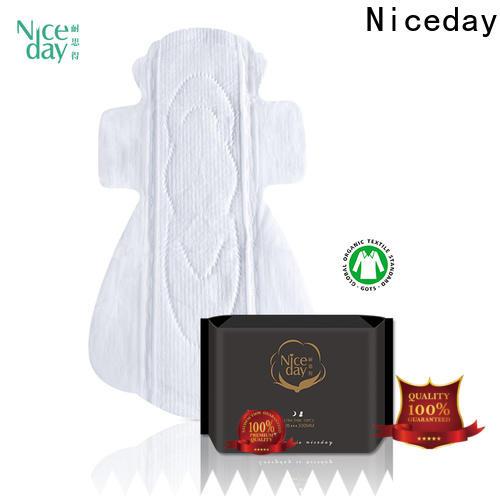 Niceday New sanitary napkins manufacturers for feminine