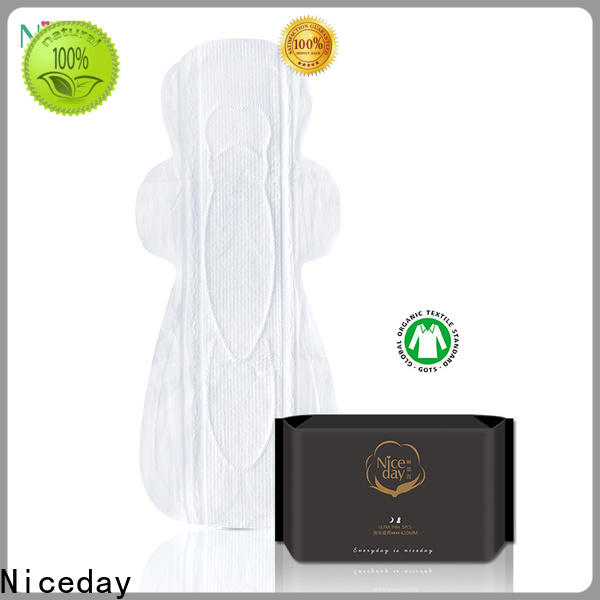 Niceday Top rated napkin pad brand for ladies