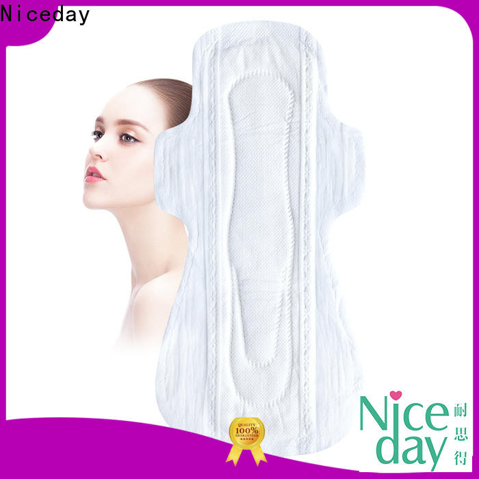 New wholesale sanitary napkins napkin vendor for female