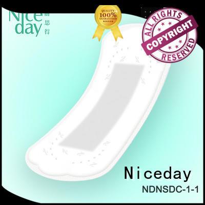 Niceday fabric feminine napkin care for female