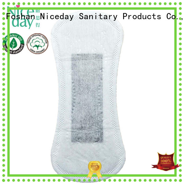 Niceday woven sanitation pads sanitary for women
