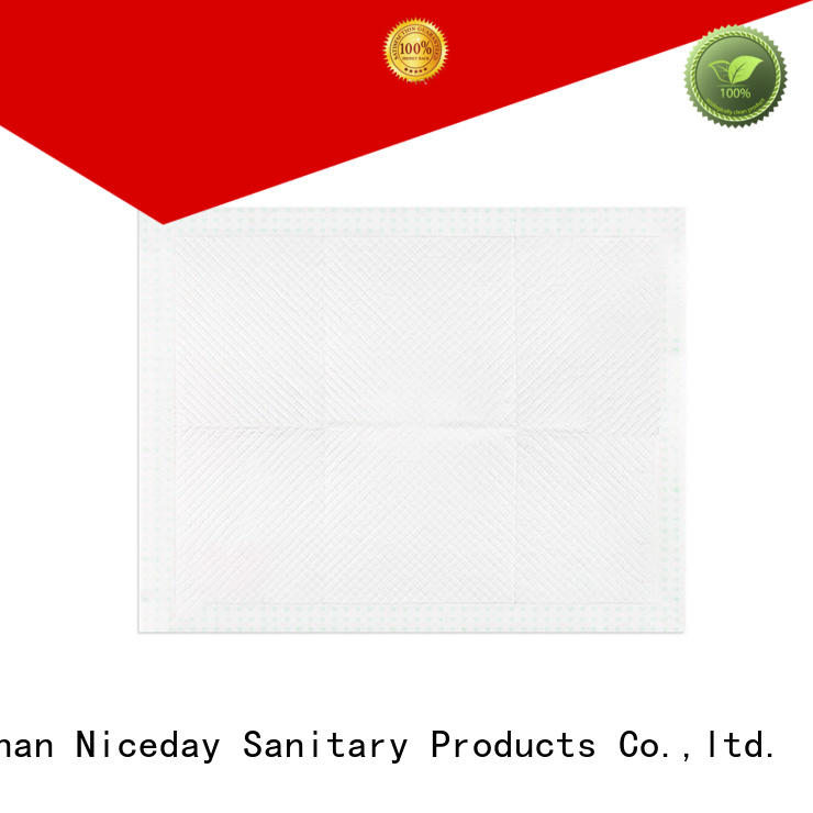 Niceday absorbent underpad underpad for adult