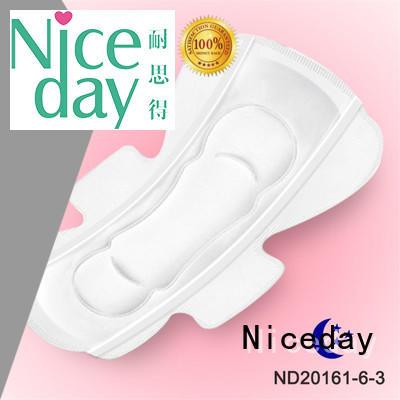 black sanitary pad film ion for female