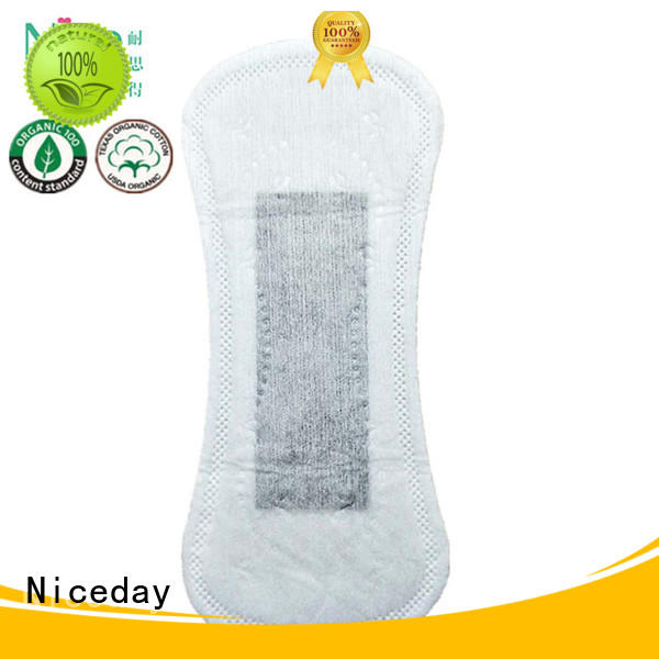Niceday woven sanitary pad cost for feminine