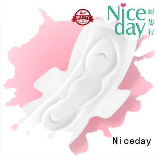 Niceday sanitary female pads herb for ladies