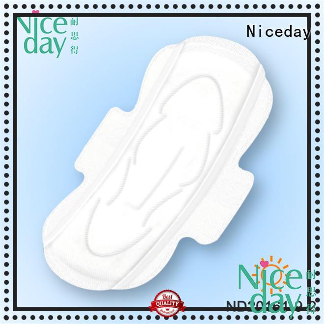 Niceday fabric sani pads korea for ladies
