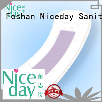 Niceday softcare best panty liners name for girls