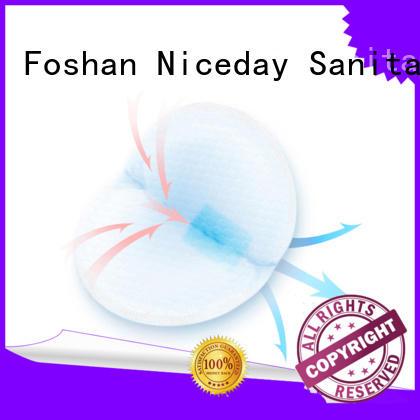 Niceday thin nursing pads target contact for nursing
