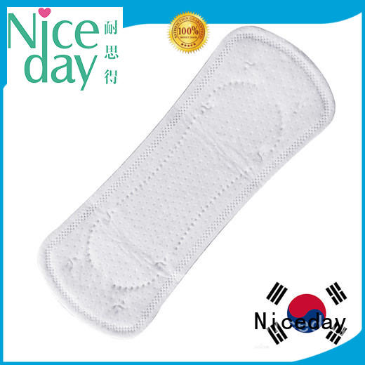 Niceday absorbent ultra thin sanitary napkin carefree for female