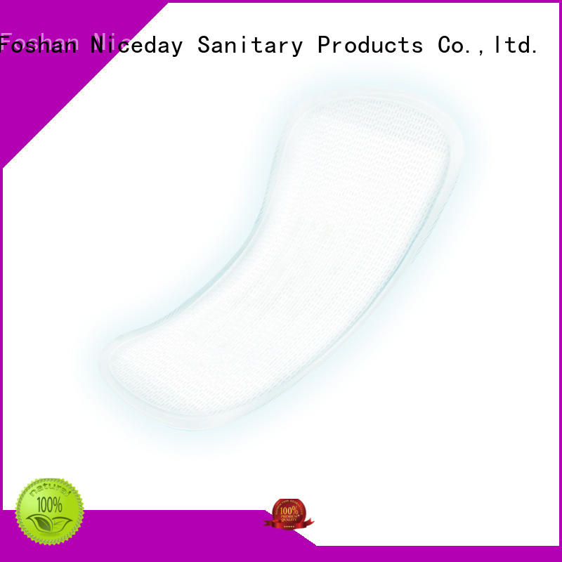 Niceday soft best pads for after delivery custom for girl