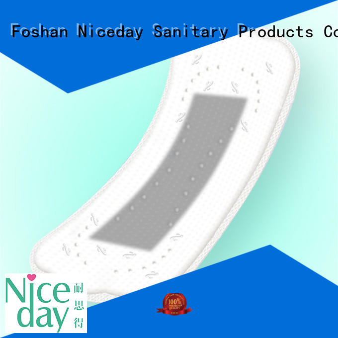 breathable disposable sanitary napkin reusable sell for girls