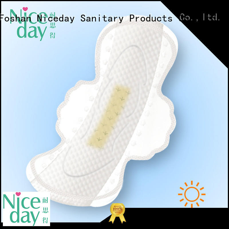 Niceday menstrual napkin brands fabric for period