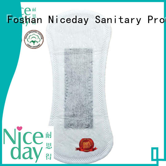 Niceday ultra cotton sanitary pads negative for ladies
