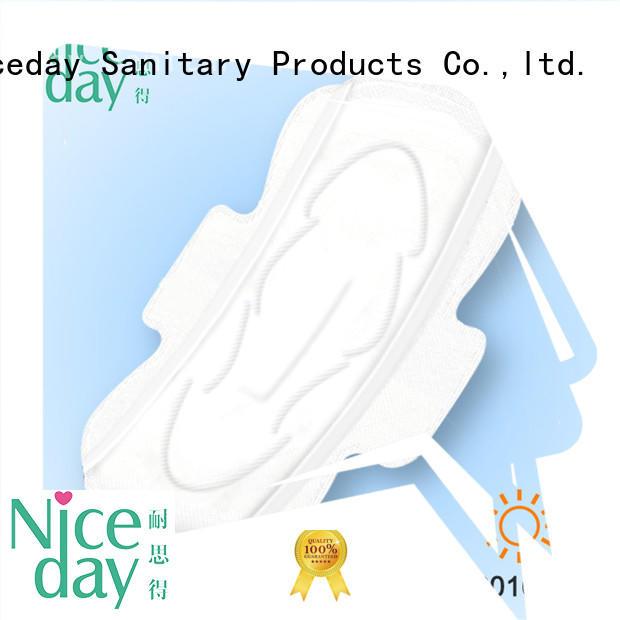 Niceday purple cheap menstrual pads night for feminine