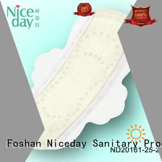 Niceday softcare napkin brands market for women