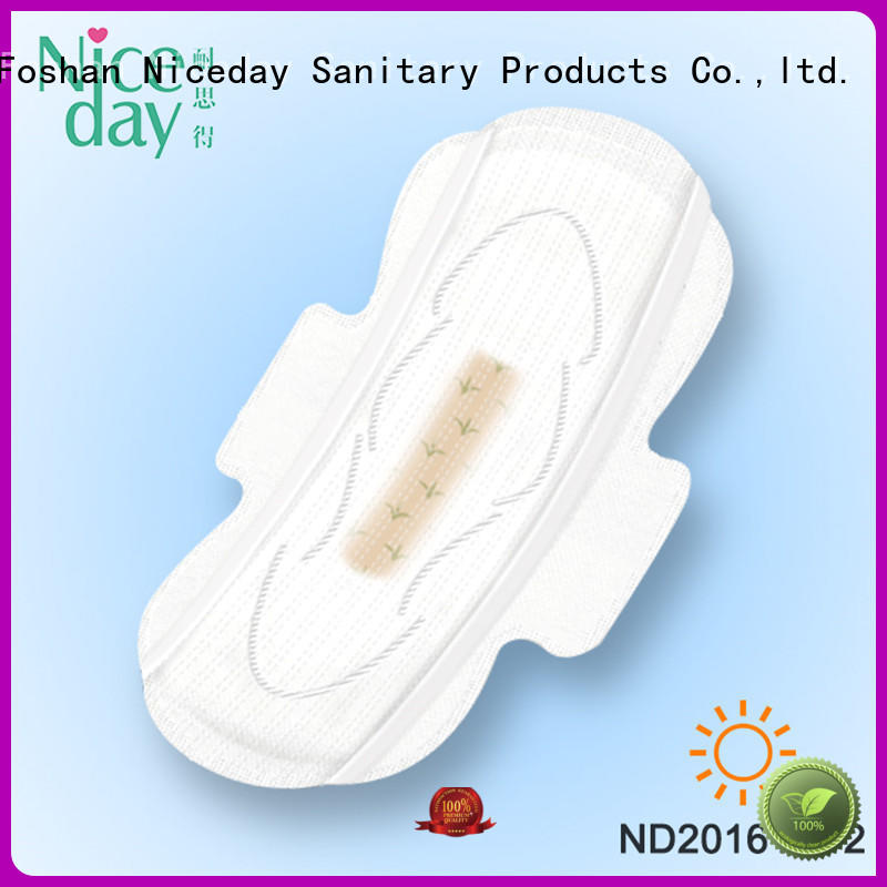 Niceday ultra cheap sanitary pads protection for feminine