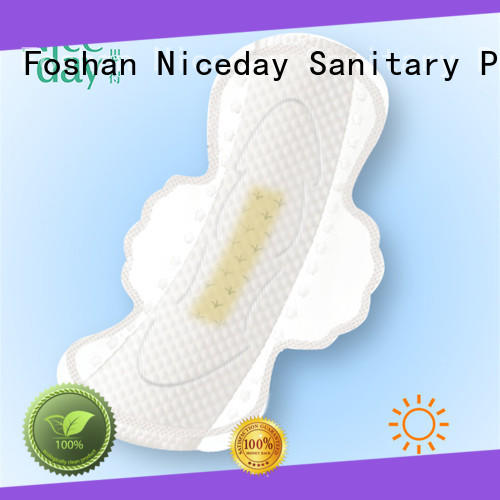 Niceday bulk cheap sanitary napkins products for female