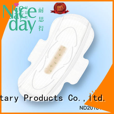 Niceday softcare disposable sanitary napkin ion for women