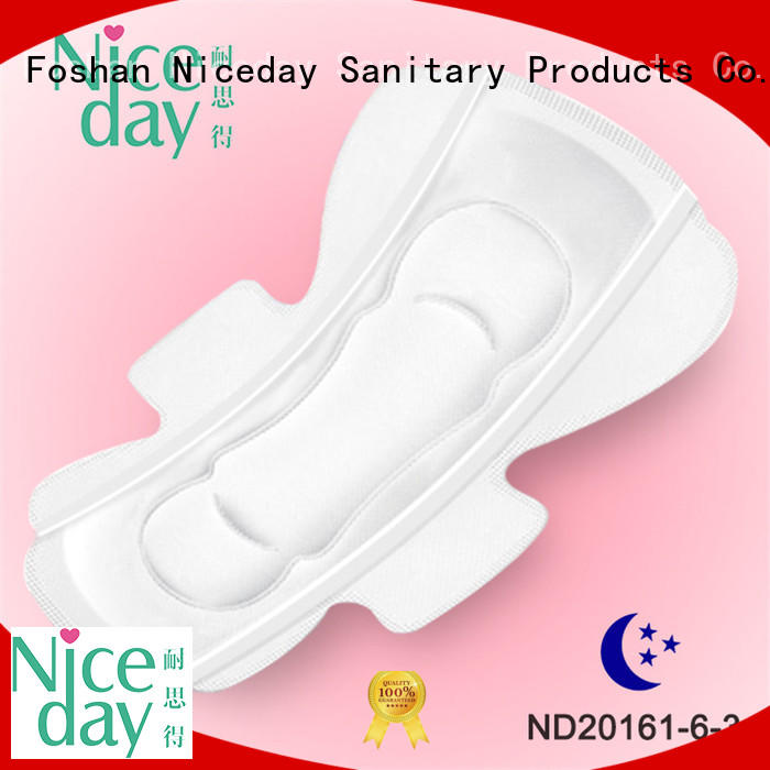 care ladies period pad over for feminine Niceday