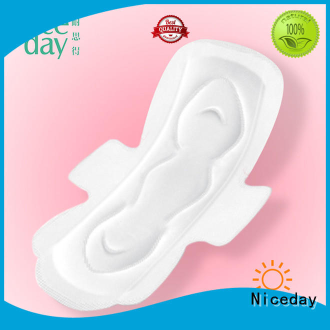 daytime ladies napkin side for period