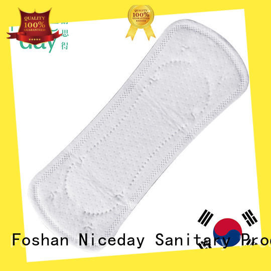 thin female pads popular angel for girls
