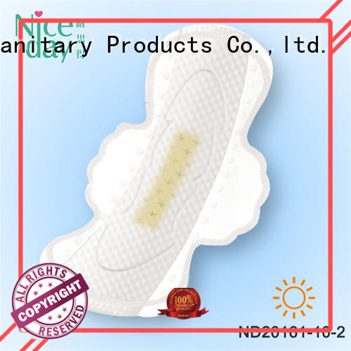 luxury sanitary pad cherish nonwoven for feminine