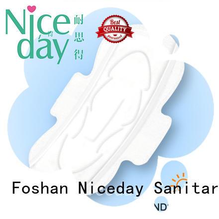 luxury ultra thin sanitary napkin biodegradable carefree for girls