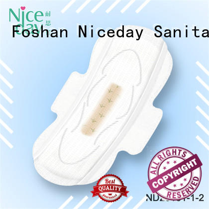 Niceday high-end panty liners name for women
