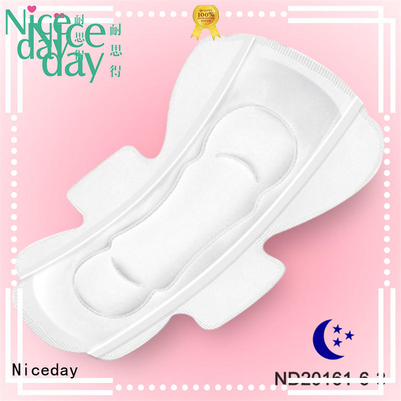 Niceday thin sanitary pads brands for girls