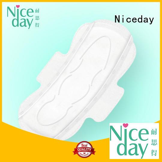 100% organic cotton without chip sanitary napkin ND20161-11-Niceday