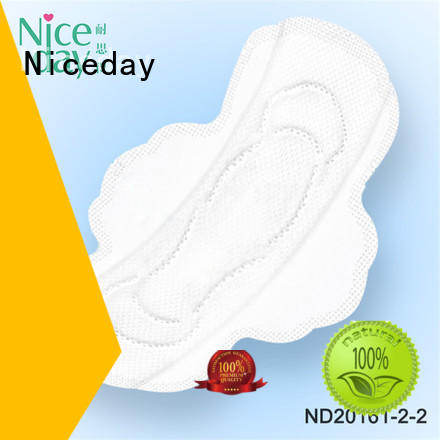 Niceday surper eco friendly menstrual products export for girls