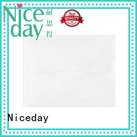 Niceday disposable hospital disposable underpads underpad for adult