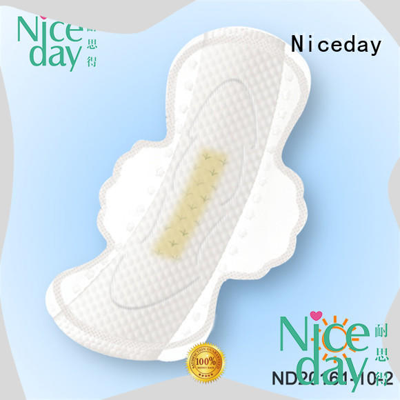 Niceday lady sanitary pads for ladies absorbtion for female