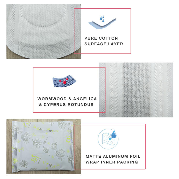 menstrual napkin brands organic for ladies Niceday-2