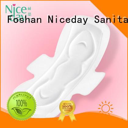stereoscopic sanitary towel fiber women Niceday
